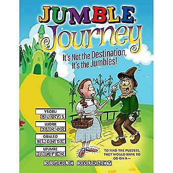 Jumble(r) Journey: It's Not� the Destination, It's the Jumbles! (Jumbles#174;)