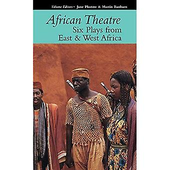 African Theatre 16: Six Plays from East & West Africa (African Theatre)