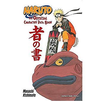 Naruto: O livro de dados de caráter oficial
