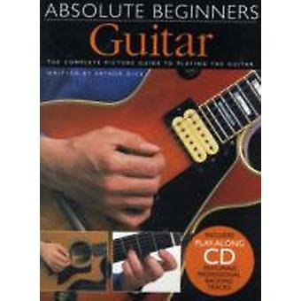 Absolute Beginners  Guitar  Book One by Created by Hal Leonard Corp