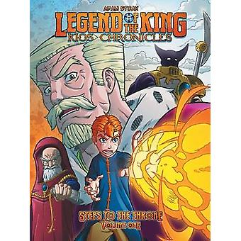 Lenda das Crônicas de Gemlik rei por Stoak & Adam