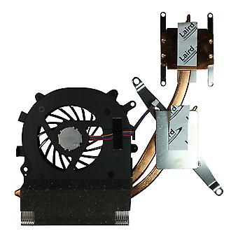 Sony Vaio VPCEB17FX/L Independent Video Card Version Compatible Laptop Fan With Heatsink