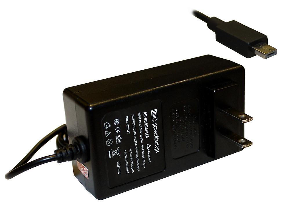 Asus E200SA-FD0016T ordinateur portable Compatible AC adaptateur chargeur avec construit dans US Plug
