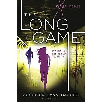 The Long Game - A Fixer Novel by Jennifer Lynn Barnes - 9781619635999