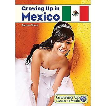 Growing Up in Mexico by Barbara Sheen - 9781682822210 Book