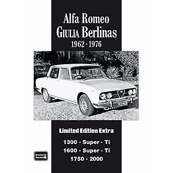 Alfa Romeo Giulia Berlinas Limited Edition Extra - A Collection of Art