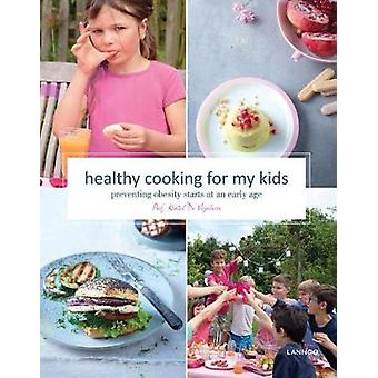 Healthy Cooking for My Kids - Preventing Obesity Starts at an Early Ag