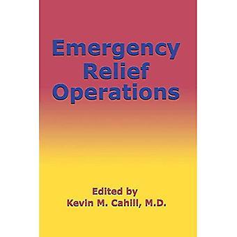 Operaciones de socorro de emergencia (asuntos humanitarios internacionales)