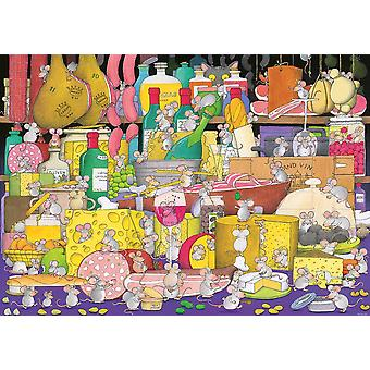 Piatnik Supervised Feast Jigsaw Puzzle (1000 Pieces)