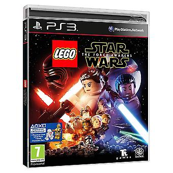 LEGO Star Wars The Force Awakens - Playstation 3