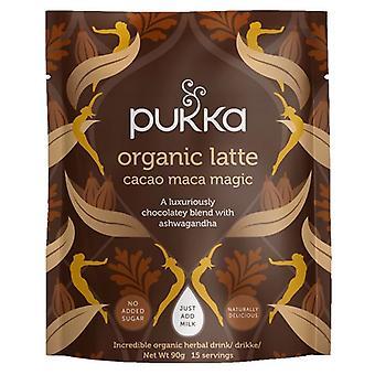 Pukka cacao Maca Magic ekologisk latte 360g