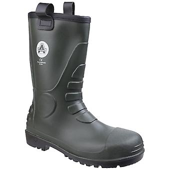 Amblers Safety Mens FS97 PVC Rigger Boot