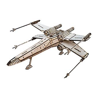 Crafts - swxwing - model kit raw wood 24x21x8in