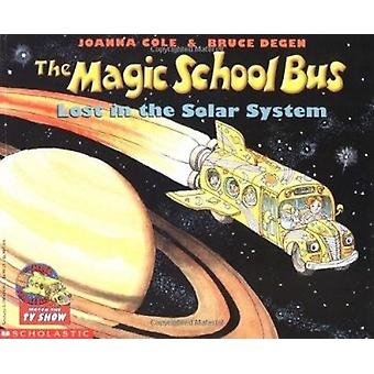The Magic School Bus - Lost in the Solar System by Joanna Cole - Bruc