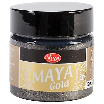 Viva Decor Maya Gold 50Ml Gray Maya 80134