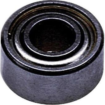 Radial-Stainless steel Ball bearing 9 mm 4 mm 4 mm
