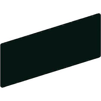 Label self-adhesive (L x W) 28 mm x 7 mm Black Sc
