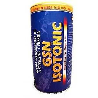 GSN Iso Tonic Gsn Limon (Dietetics and nutrition , Sports Diet , Smoothies and Shakes)