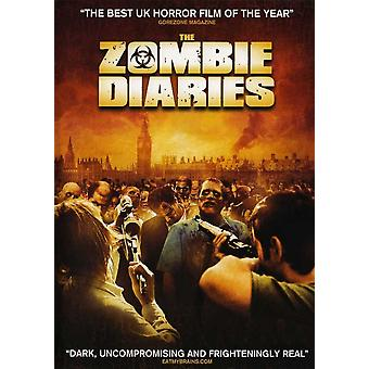 The Zombie Diaries Movie Poster (11 x 17)