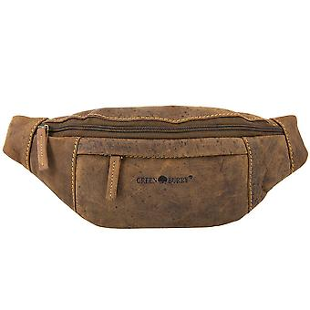 Greenburry vintage cuir Fanny Pack taille sac 1743A-25