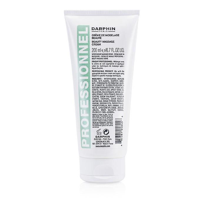 Darphin skönhet Massage kräm (Salon produkt) 200ml / 6,7 oz