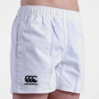 Canterbury professionele Kids katoen Rugby Shorts