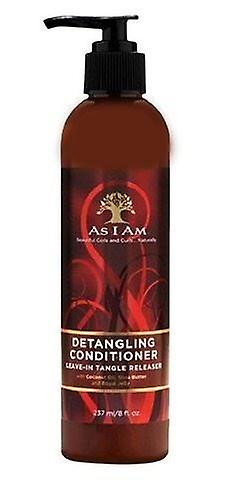 As I Am Detangling Conditioner Leave-In Tangle Releaser 8oz