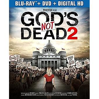 God's Not Dead 2 [Blu-ray] USA import