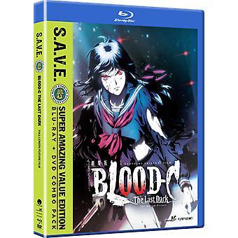 Sangre-C - pasado oscuro - película - excepto la importación de los E.e.u.u. [Blu-ray]