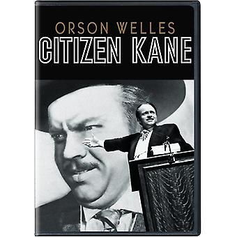 Citizen Kane: 75-årsjubileum [DVD] USA import