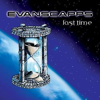 Evanscapps - sidste gang [CD] USA import