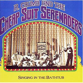 R. Crumb & His Cheap Suit Sere - Singin' in the Bathtub [CD] USA import