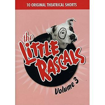 Lille slyngler - lille slyngler: Vol. 3 [DVD] USA import
