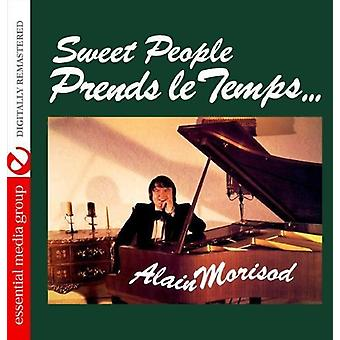 Alain Morisod - Prends Le Temps [CD] USA import