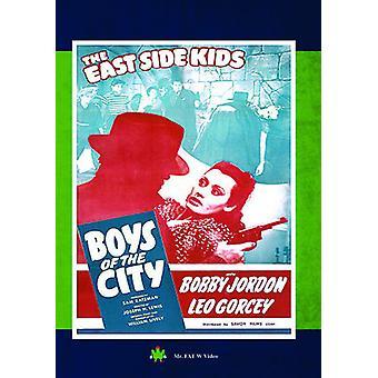 Pojkar i staden [DVD] USA import