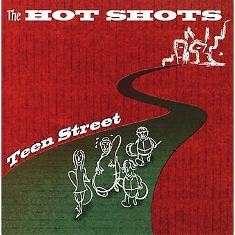 Hot Shots - Teen Street [CD] USA importerer