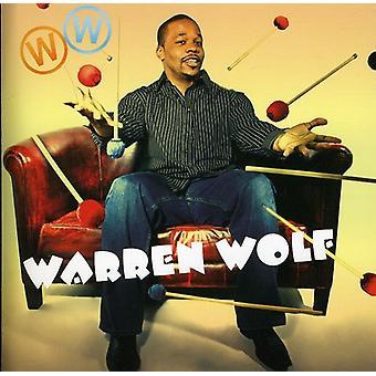 Warren Wolf - Warren Wolf [CD] USA import