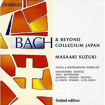Bach Collegium Japan - Bach & Beyond [CD] USA import