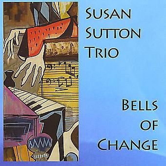 Susan Sutton Trio - Bells of Change [CD] USA import
