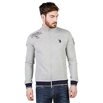 U.S. Polo Sweatshirts Grey Men