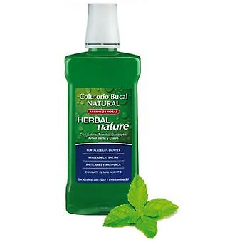 Natysal Nature Herbal Mouthwash 500 Ml. (Hygiene and health , Dental hygiene , Mouthwash)