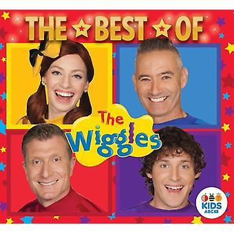 Wiggles - bedste af [CD] USA importerer