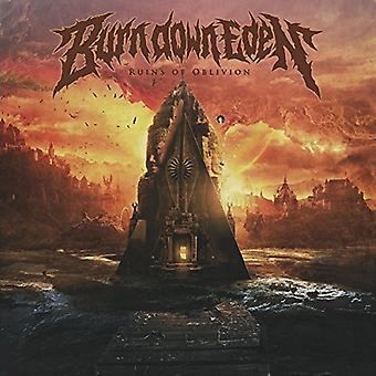 Brænde ned Eden - ruinerne af glemsel [CD] USA import