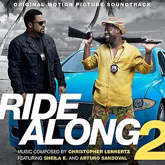 Christopher Lennertz - Ride langs 2 / O.S.T. [CD] USA import
