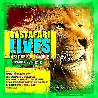 Rastafari Leben - Vol. 2-Rastafari Leben [CD] USA importieren