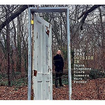 Dan Cray - udenfor i [CD] USA import