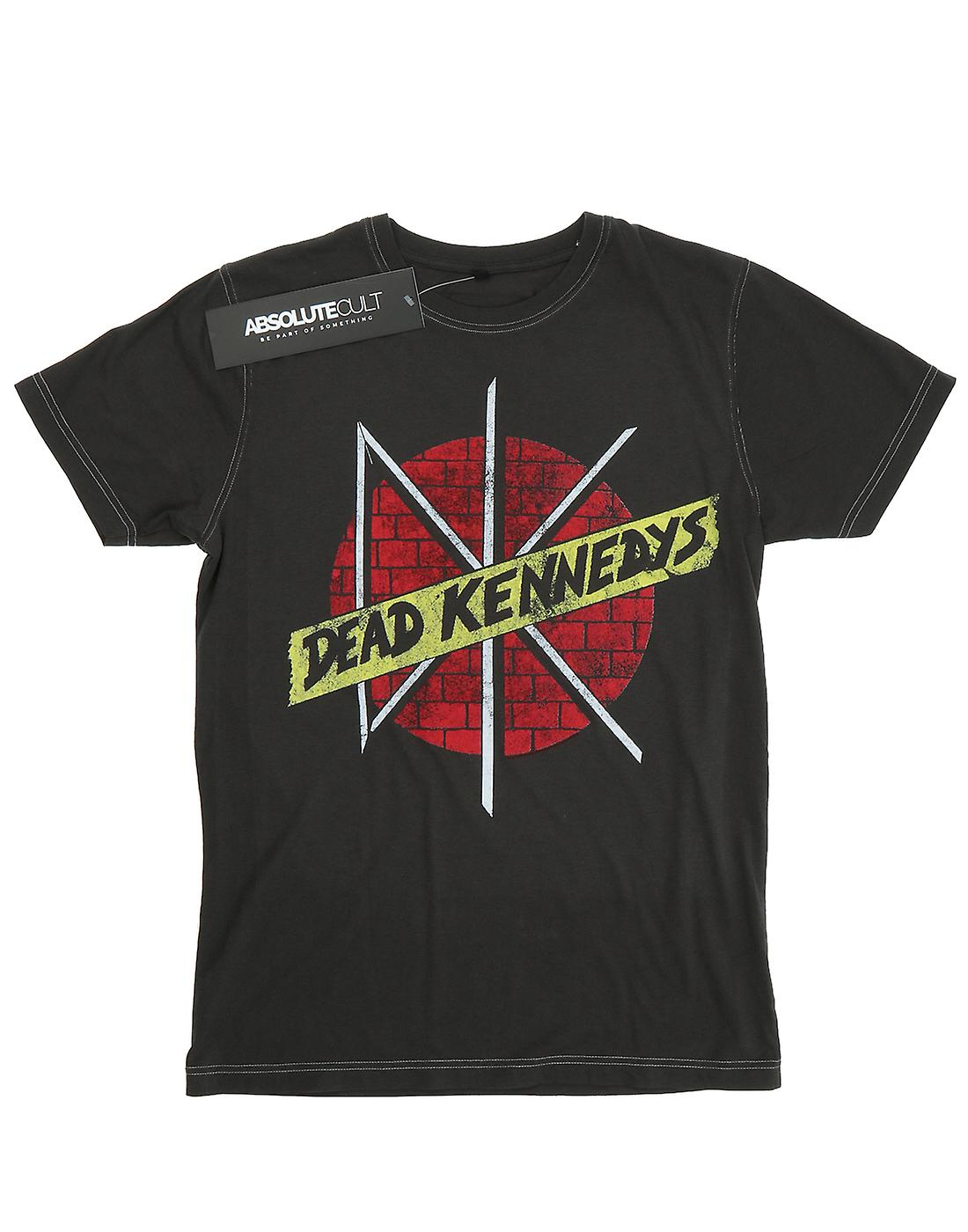 Aftershow Men's Dead Kennedys Brick Circle T-Shirt