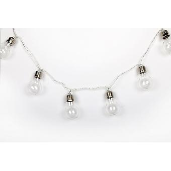 170CM 10 LIGHT BULB CHAIN HOME DECORATION PARTY LIGHT
