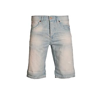 BOSS ORANGE HUGO BOSS ORANGE Regular Fit Denim Shorts In Blue ORANGE24 50283027