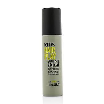 KMS California hår spille Molding Paste (bøjelig tekstur og Definition) - 100ml/3,4 oz